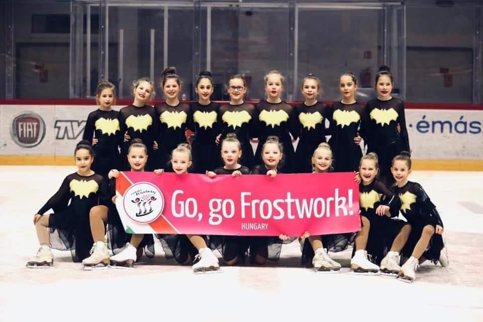 Frostwork (Pre Juvenile) HUN