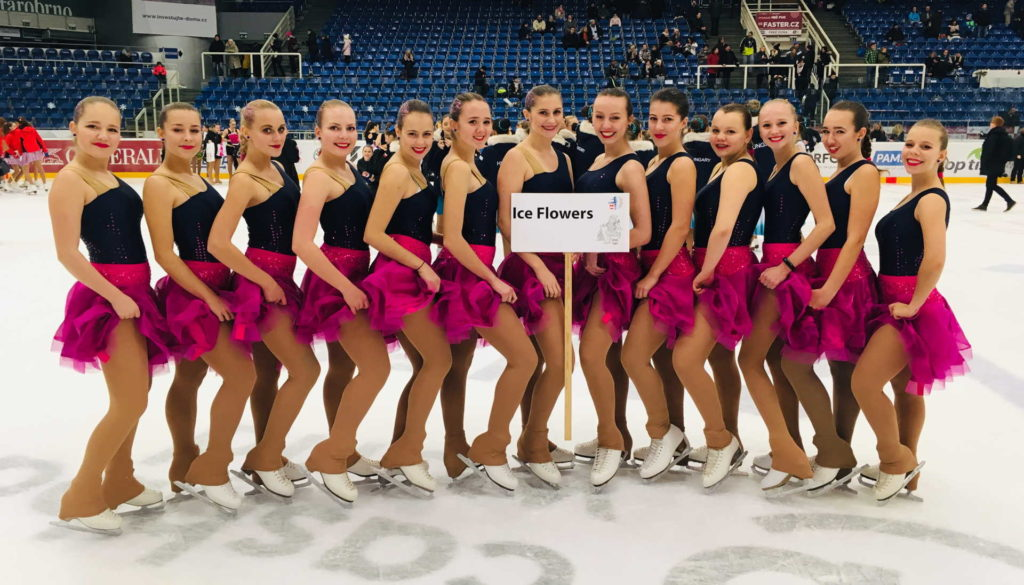 Ice Flowers (Mixed Age) CZE
