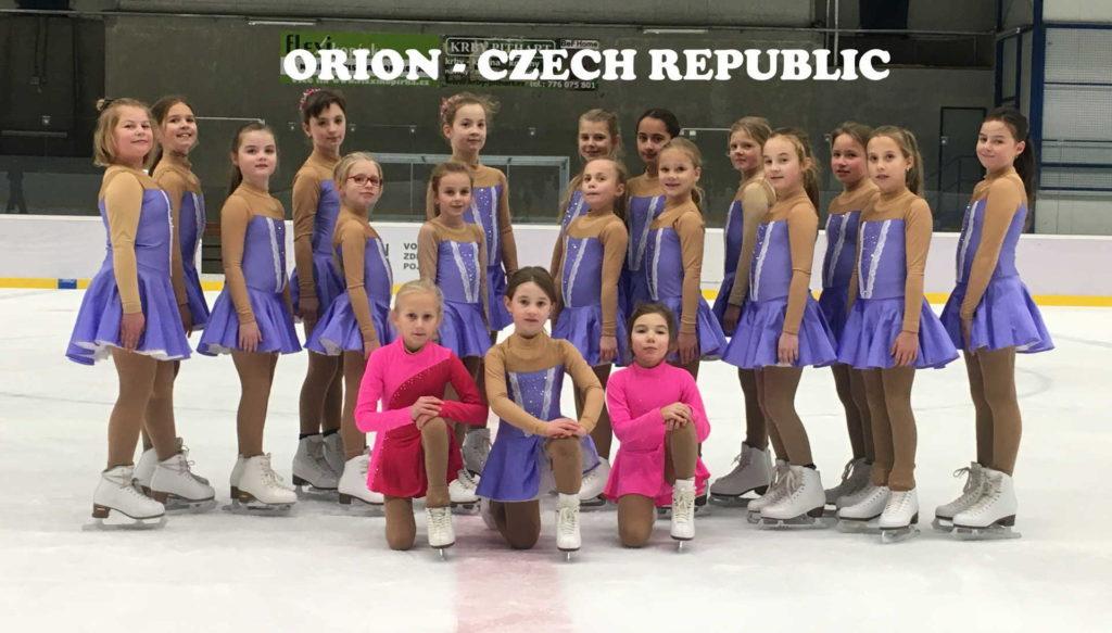 Orion (Pre Juvenile) CZE