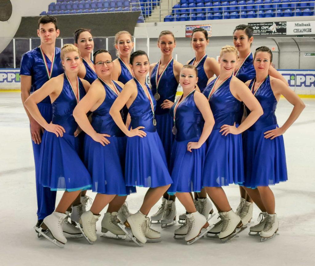 Team BudaSkate (Adult) HUN