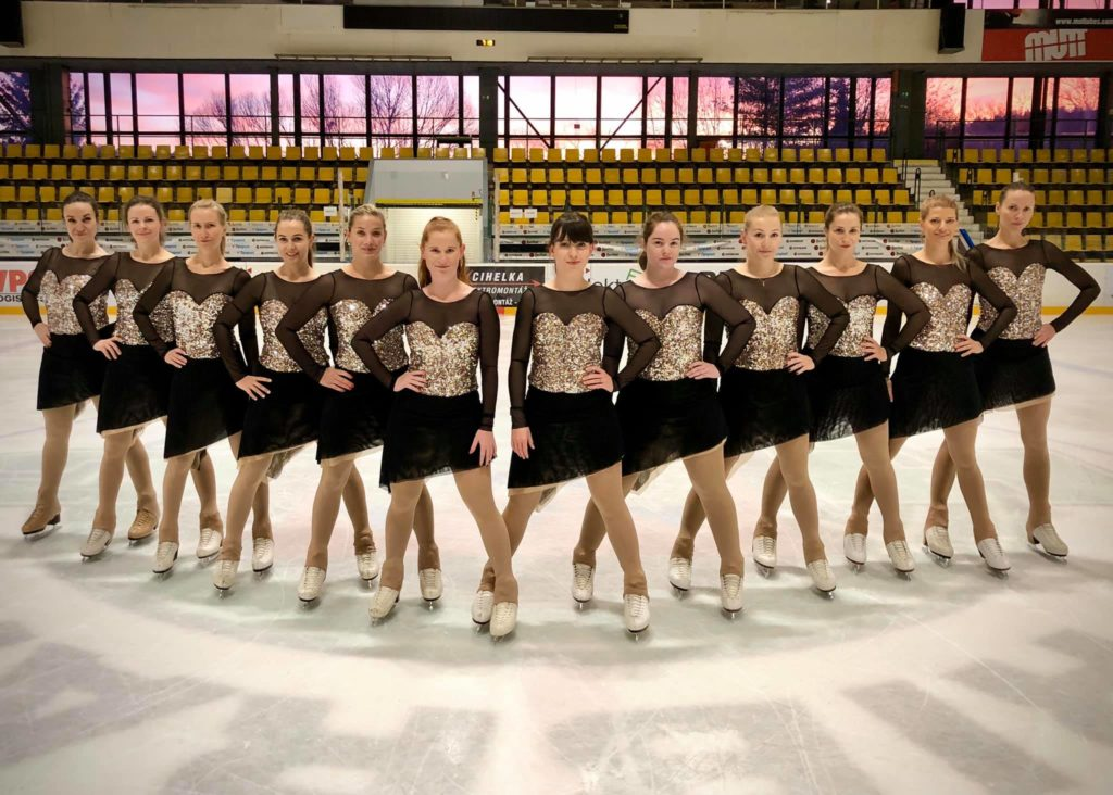 Team Ice Chicas (Masters) CZE